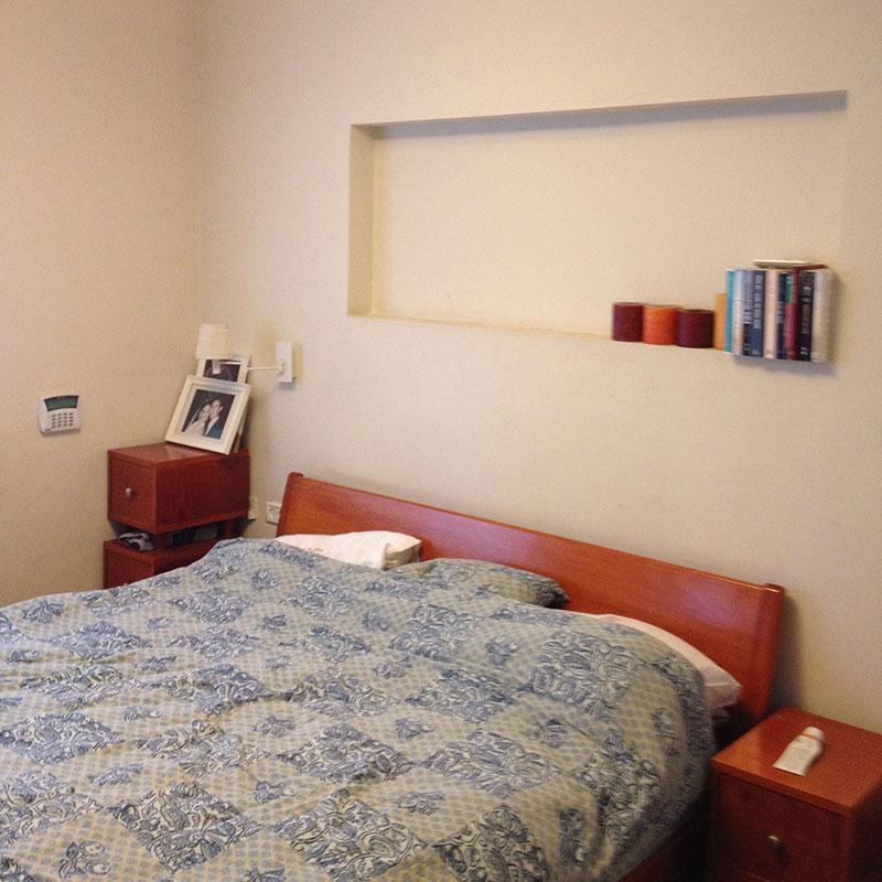 Before-חדר שינה 2